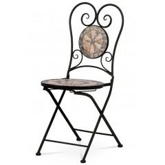 Skládací zahradní židle MOZAIKA IV. - 2226