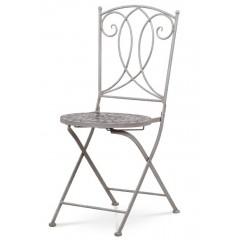 Skládací zahradní židle MOZAIKA III. - 2229