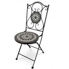 Skládací zahradní židle MOZAIKA I. - 1007