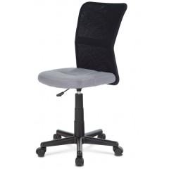 Dětská židle SAMBINO šedá
