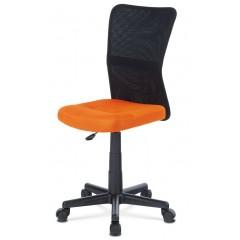 Dětská židle SAMBINO oranžová
