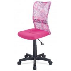 Dětská židle SAMBINO růžová
