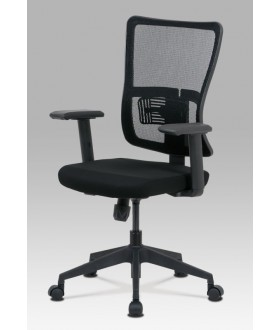 Kancelářská židle KA-M02 BK
