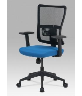 Kancelářská židle KA-M02 BLUE