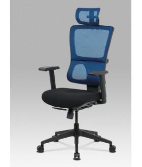 Kancelářská židle KA-M04 BLUE