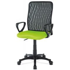 Kancelářská židle KAB047 zelená