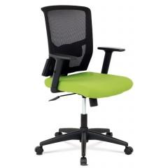Kancelářská židle KAB1012 - zelená
