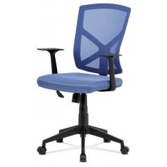 Kancelářská židle KAH102 - modrá