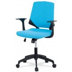 Kancelářská židle KAR204 - modrá
