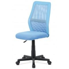 Dětská kancelářská židle KAV101 modrá