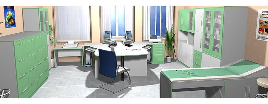 Lékařský nábytek