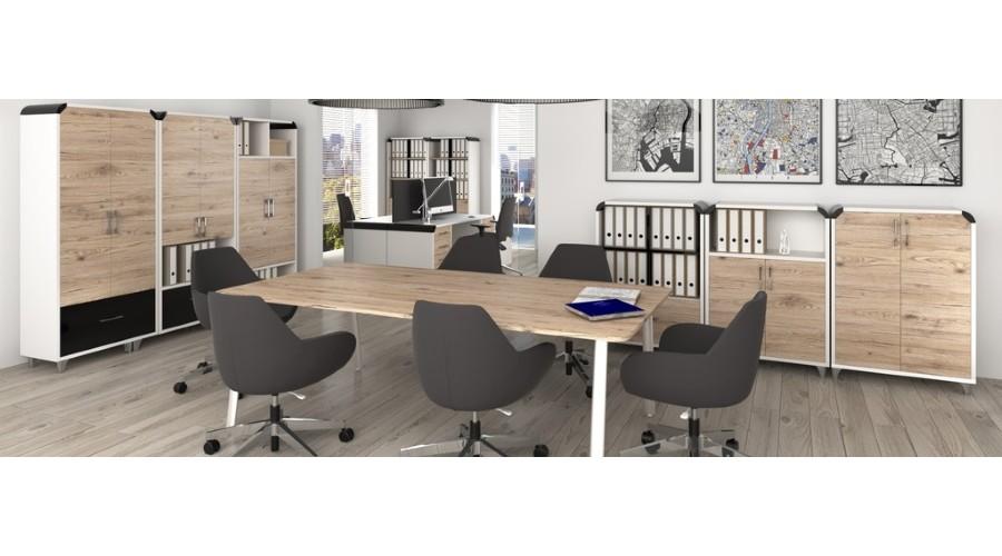 Kancelářský nábytek RETRO