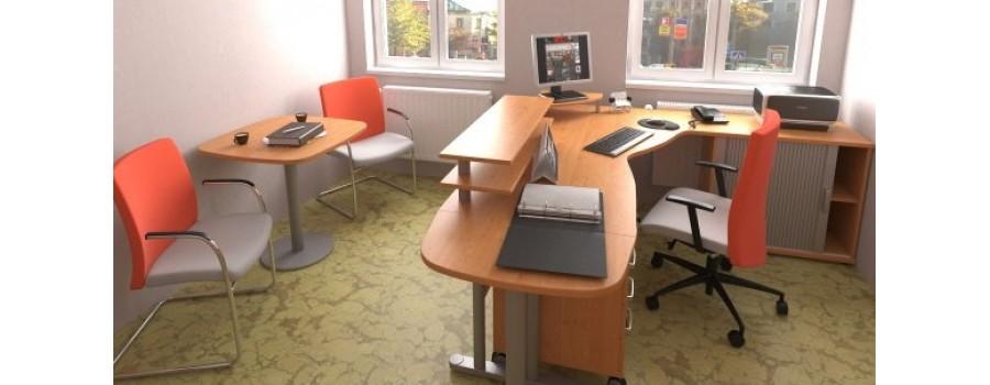 Kancelářský nábytek SIGNE