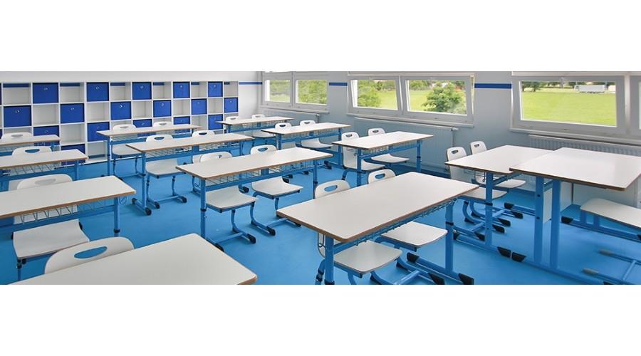 Školní nábytek - vybavení škol