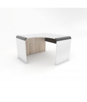 Rohový psací stůl GUIDO 120x120  - RETRO RBN4/levá