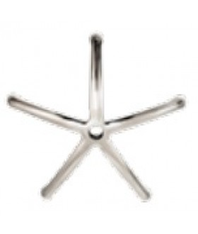 Kříž leštěný hliník židlový 1BAS11