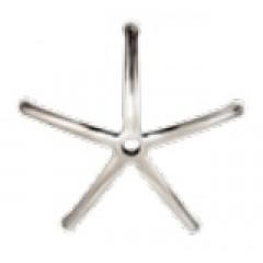 Kříž leštěný hliník křeslový 1BAS14