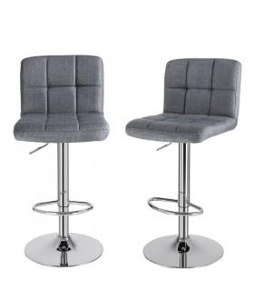Barová židle LJB14G - 2 ks