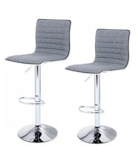 Barová židle LJB15G - 2 ks