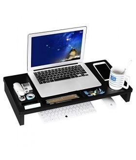 Bambusový stolní organizér na notebook S-201H