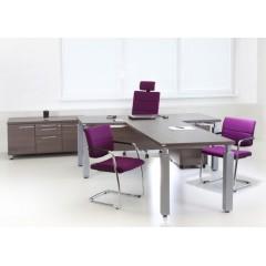 Sestava managerského nábytku Square VS05