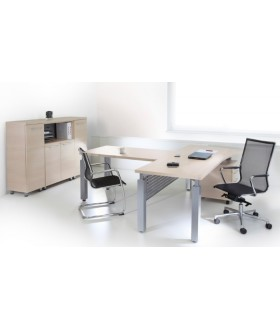 Sestava managerského nábytku Square VS06
