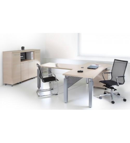 Sestava managerského nábytku Square VS08