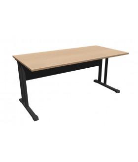 Kancelářský stůl Classic s ABS hranou 130x65 cm -  CL2013
