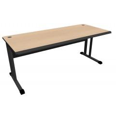 Kancelářský stůl Expres 160x80 cm  PUR hrana - CL1016PUR