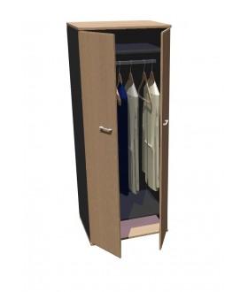 Skříň šatní Standard - výška 202 cm - SK6568