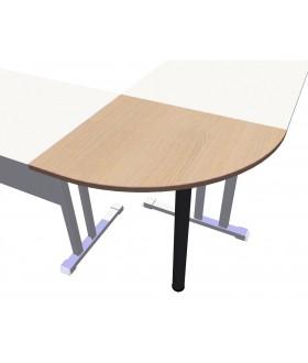 Spojovací deska stolů   KD0104 80x65cm