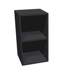 Kancelářská skříň Standard nízká policová - výška 75 cm - SK0204
