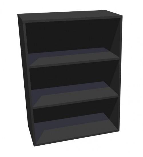 Kancelářská skříň Standard policová - výška 109 cm