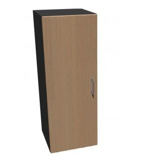 Kancelářská skříň Standard s dveřmi - výška 109 cm levá