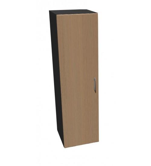 Kancelářská skříň Standard s dveřmi - výška 144 cm levá - SK0414L