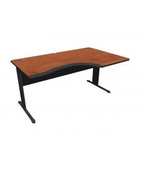 Kancelářský stůl Expres 160x100/80 cm PUR hrana -pravý