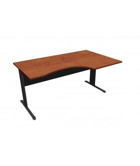 Kancelářský stůl Expres 160x100/80 cm ABS hrana -pravý