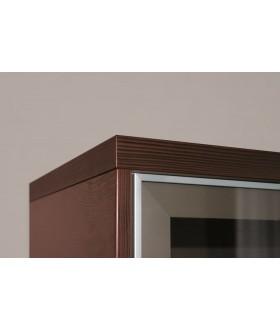 Krycí bok skříně Level v. 111 cm