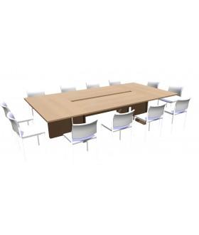Jednací stůl Level 330x170cm