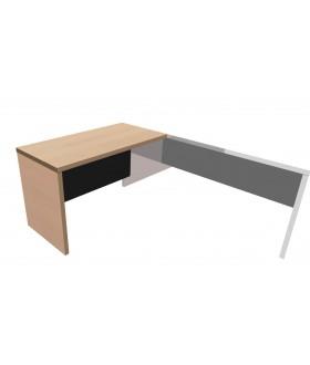 Přístavný stůl Level  120x60cm