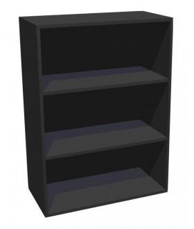 Kancelářská skříň střední otevřená Level MN3008