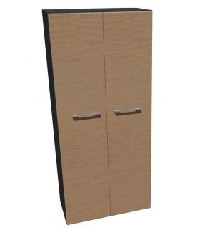 Kancelářská skříň vysoká uzavřená Level MN5108