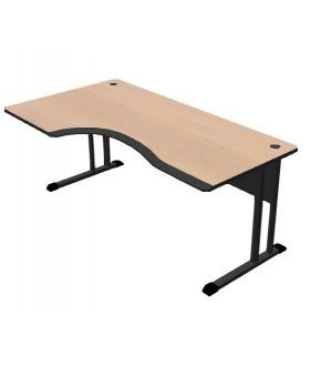 Kancelářský stůl Classic s PUR hranou 160x100 cm - CL3016 levý